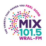WRAL Mix 101.5 Raleigh