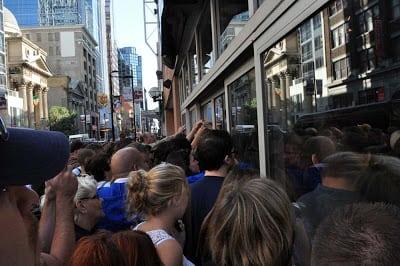U2 The Edge CFNY Toronto