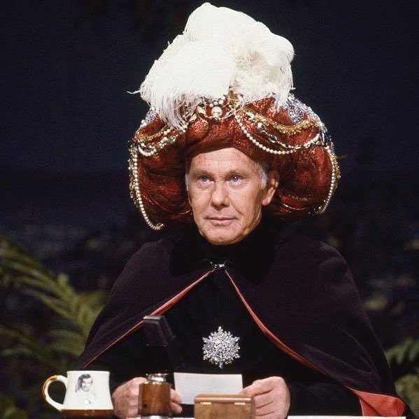 Carnac the Magificent